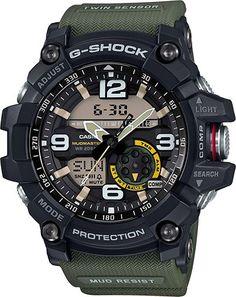 G-Shock Master of G GG1000-1A3 #watch #mensgear #g-shock