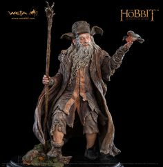 The Hobbit An Unexpected Journey Statue Radagast the Brown 30 cm - The Movie Store Tolkien Hobbit, Lotr, The Hobbit, Radagast The Brown, Hobbit An Unexpected Journey, Digital Sculpting, Miniature Houses, Middle Earth, Action Figures