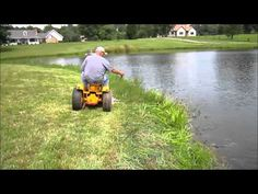 The Haban sickle bar mower has a four foot bar. During the summer t. Old Tractors, Hobby Farms, Cool Tools, Lawn Mower, Homestead, Outdoor Power Equipment, Grass, Horse, Bar