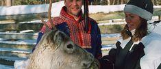 Tatuka | Aavasaksa Reindeer, Safari, Winter, Winter Time, Reindeer Ornaments