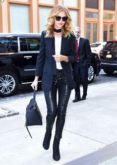 //pinterest @esib123 // #style #inspo #fashion  rosie huntington whitley