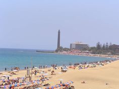 Ebola panic on Canary Islands nudist beach after illegal immigrants turn up showing signs of fever