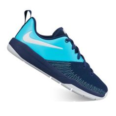 Nike Team Hustle D 7 Low Grade School Boys' Basketball Shoes, Size: 4.5,  Oxford