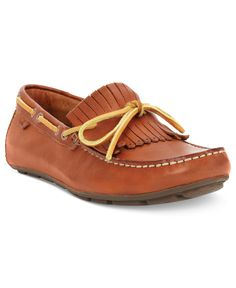 Sperry Top-Sider Men's Shoes, Wave Driver Kiltie Loafers - Loafers & Slip-Ons - Men - Macy's