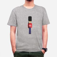 Buckingham Army dari tees.co.id oleh Carbonara