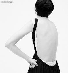 Marie Claire Belgium May 2017 Lara Mullen by Hicham Riad - Fashion Editorials