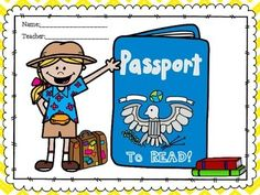 FREE!!  Get your students tracking their reading using this fun travel-themed…