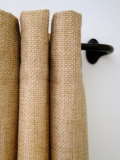 target linen window treatments and hardware  - after the redesign company