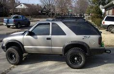 Anybody here familiar with Blazer ZR2's? - Great Lakes 4x4 ...