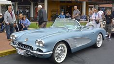 1958 Chevrolet Corvette - EXPLORED - 5/29/16 | by Pat Durkin OC
