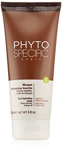 """(Product review for PHYTO SPECIFIC Curl Hydration Mask, 6.9 oz.). This must-have hair mask delivers moisture and nourishment for improved manageability and curl elasticity. Great for all hair types, it detangles, adds shine, and smooths hair for a flawless finish.       Famous Words of Inspiration...""""In everything the ends well defined are..."""