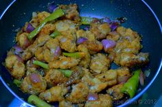 Bhutanese chilli chicken is a dish where sesame seeds are used, giving it a nice flavour. The chillies used in this recipe are the big bhutanese chillies(but you can also use normal chillies if you...