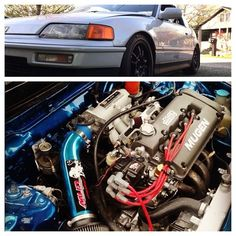 GSR CRX.  In .....LOVEE that's what this board is about !!!