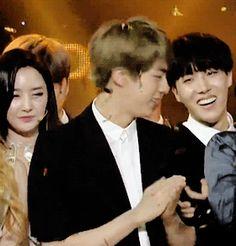 Speechless Jin después de la primera victoria BTS '