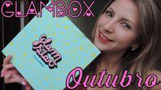 Glambox de Outubro 2016 + Box Extra + Troca no Glamclub