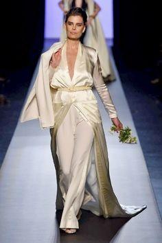 Jean Paul Gaultier Spring haute couture 2015
