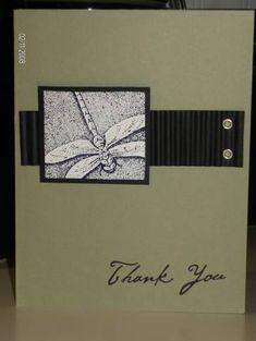 Dragonfly by Susie1967 - Cards and Paper Crafts at Splitcoaststampers