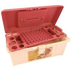 Cake Decorating Equipment Box : 1000+ images about Cake decorating storage on Pinterest ...