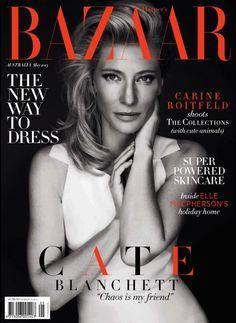Harper's Bazaar Australia, May 2013.