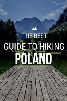 Your Guide To Hiking In Poland. Did you know hiking is a BIG part of the culture in Poland? Here are many examples of trails and mountains for you to explore. Poland is one of the most budget friendly countries in Europe. Europe Travel Tips, Travel Guides, Places To Travel, Hiking Europe, Hiking Norway, Go Hiking, Hiking Tips, Visit Poland, Poland Travel