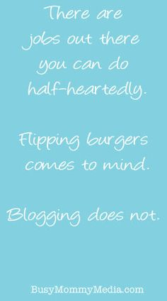 Tips for what you really need to do to earn money from a blog.