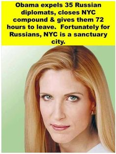 """So glad he's out  on the 20th....just 14 days !!!! If we can just hang on....Russia hasn't hurt us as much as the Muslim countries and their people have. We now have seen what a Muslim """"sleeper"""" looks like and what they are capable of."""
