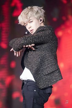 •161226 BTS' #JIMIN @ 2016 SBS SAF Gayo Daejun