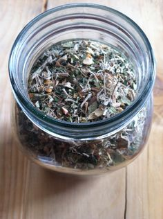 A recipe for slimming herbal tea very effective for weight loss. #HerbalTea #HealthBenefit
