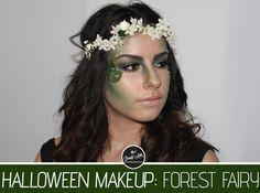Rainbow avatar makeup for Halloween | Face Paint | Pinterest ...