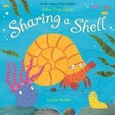 Sharing a Shell. Julia Donaldson. 25/01/15
