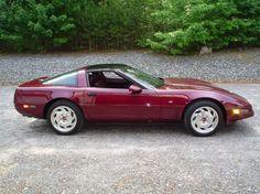 93+Corvette+40th+Anniversary | 93 Corvette 40th Anniversary 7900 miles, for sale in Locust Grove ...