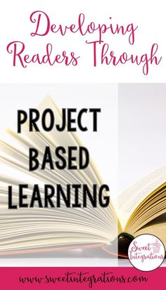 This post focuses on how reading informational text develops good readers through Project Based Learning.  The reading and research phase of a project probably takes the most time during the project. Reading informational text not only develops reading skills but it helps students build knowledge of the content.