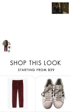 """""""axe mom"""" by teenbum ❤ liked on Polyvore featuring Monki, adidas, Jones New York and Ryder"""