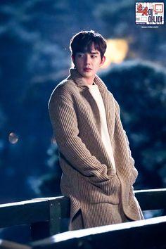 Kim Min Kyu(Yoo Seung Ho) of I am Not A Robot  drama