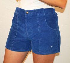 Ocean Pacific Shorts.. Cords even.. Totally awesome
