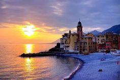 Camogli , Liguria , Italia