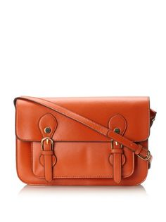 55% OFF STEVEN by Steve Madden Women's Scoot Cross-Body (Tangerine)