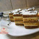 Kétkrémes mézes krémes Hungarian Recipes, Hungarian Food, Top 5, Cakes And More, Tiramisu, Waffles, Muffin, Goodies, Yummy Food