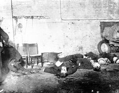 The St. Valentine's Day Massacre remains the most notorious gangster killing of the Prohibition era. The massacre made Al Capone a national celebrity as well as brought him the unwanted attention of the federal government.  2122 N. Clark St, Chicago IL
