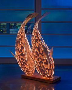 25 diseños de lámparas que te encenderán.