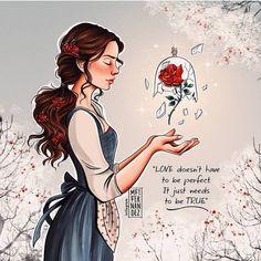 inspiring images based on Disney characters. #disneyarts #Disney