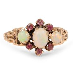 10K Yellow Gold The Ena Ring from Brilliant Earth