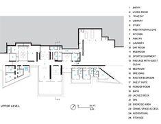 Casa en las Montañas Rocallosas, Colorado - Renzo Piano Building Workshop