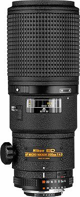 Nikon 200mm AF Macro Review