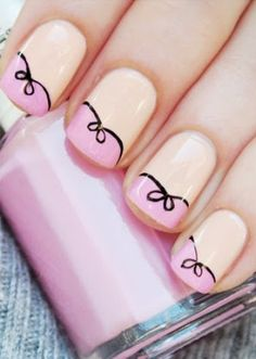 15 adorable nail art ideas for prom.
