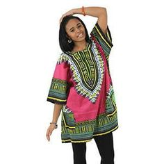 African Dashiki by AfricaStylesImports on Etsy