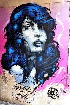 Vitry-sur-Seine - av. Paul Vaillant Couturier - street art - sly2
