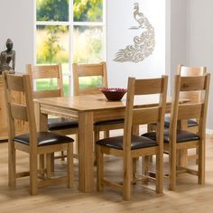 haversham pine dining table and 6 upholstered chairs. haversham pine dining table and 6 upholstered chairs | kitchen/dining pinterest table, kitchen d