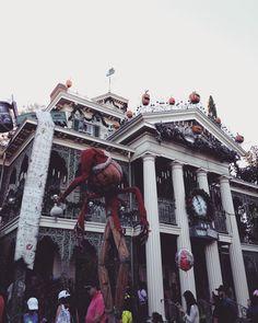 Happiest place on earth.  #hauntedmansion#jackthepumpkinking#disneyland#neworleanssquare#rides#disneyrides#disney#dlr#dca#ilovedisney#nightmarebeforechristmas#disneylife#disnerd#disneyphotography#disneyjunkie#horror#haunted#jackolantern by haphaphappiestplaceonearth