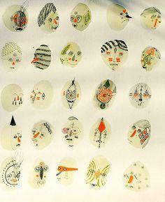 Nick Man Doodles